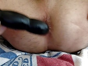 30cm morning pussy fun