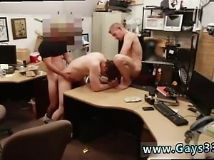 Juicy gay twink fucked older movie xxx He sells his taut butt for cash