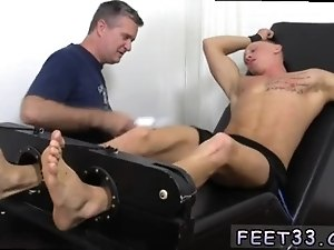 Fucked up gay porn gallery xxx Cristian Tickled In The Tickle Chair