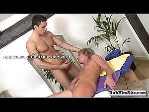 RubHim - Gay Rubbing And Interracial Bareback Hardcore Sex - www.RubHimSite.com 14