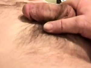 Mature Amateur Jimmy Jerking Off